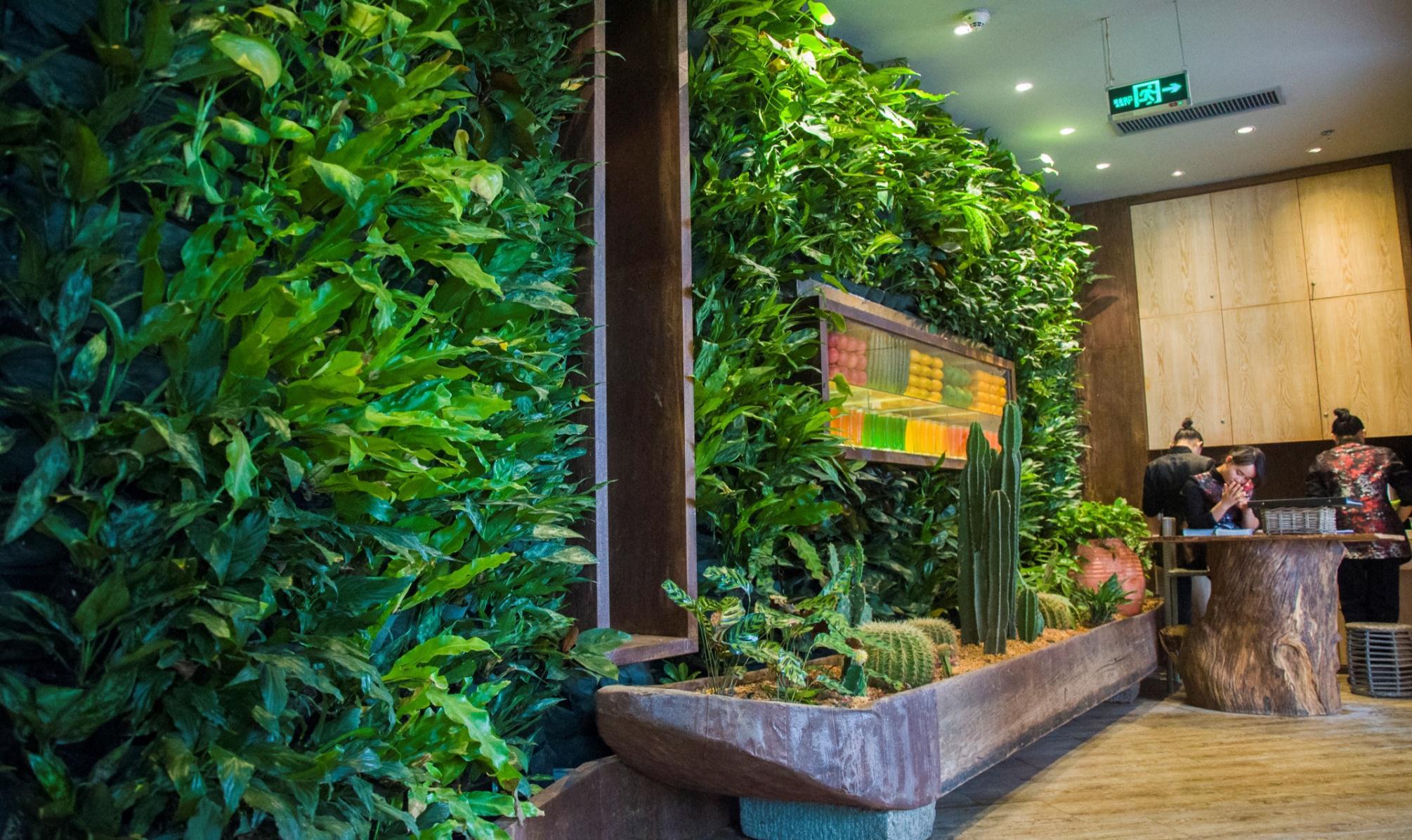 商業室內景觀